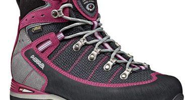 asolo botas mujer color rosa