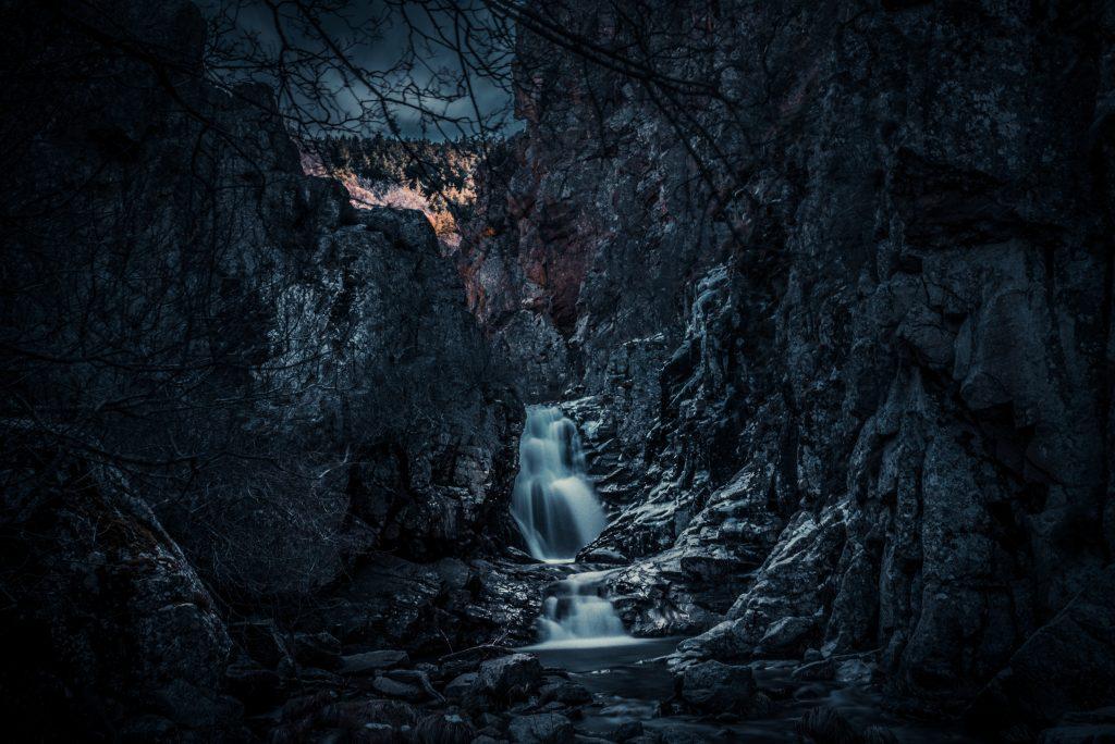 Cascadas del Purgatorio foto de murderpink