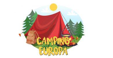 logo camping europa tododesenderismo