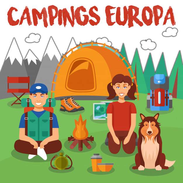 campings europa
